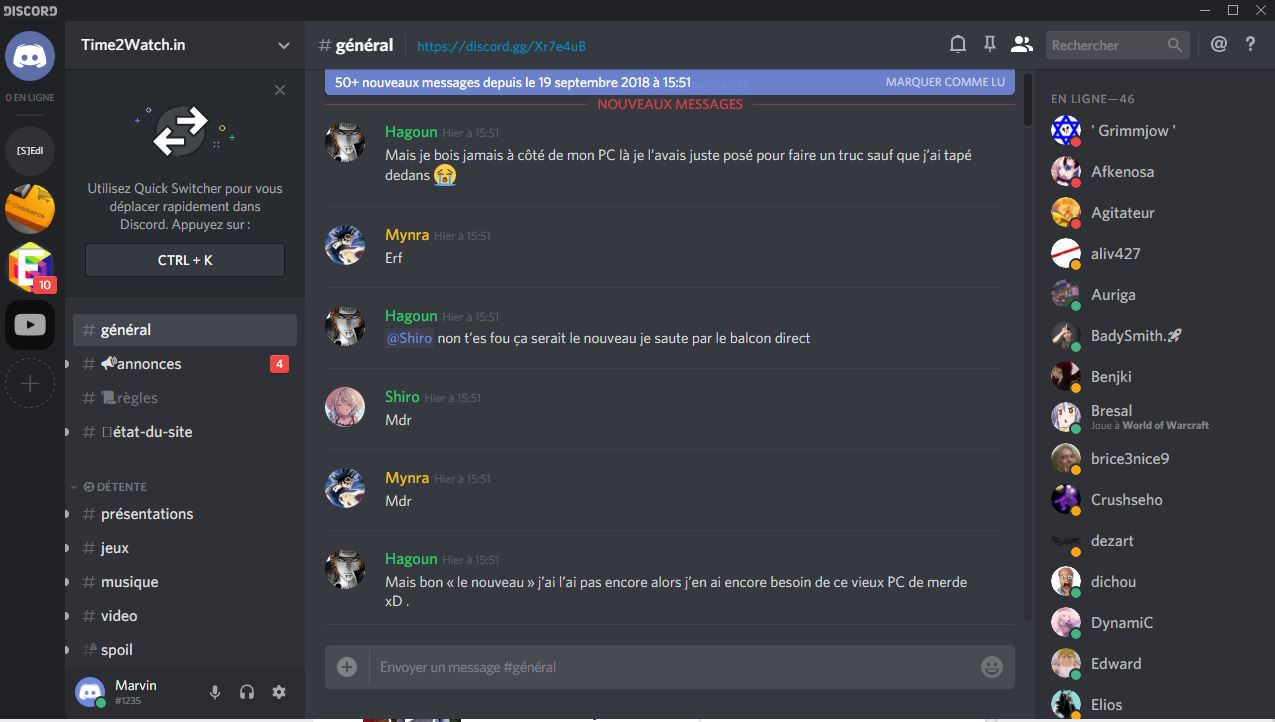discord streaming4iphone