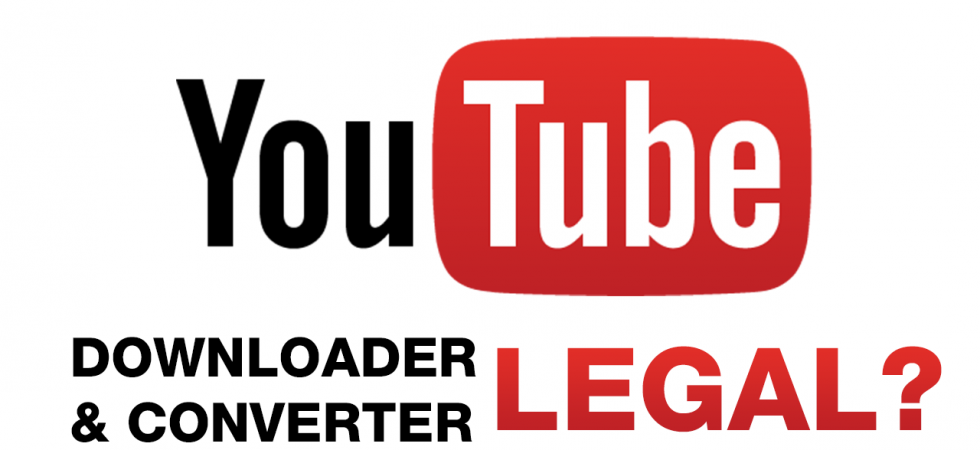 legislation convertisseur youtube