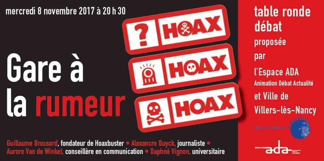 hoaxbuster debats