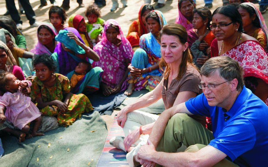 Fondation Bill Gates