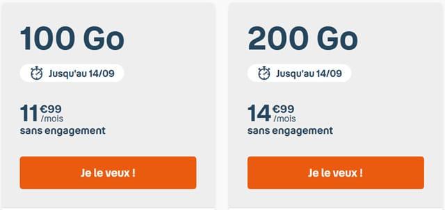 offre forfait 200 Go Bouygues