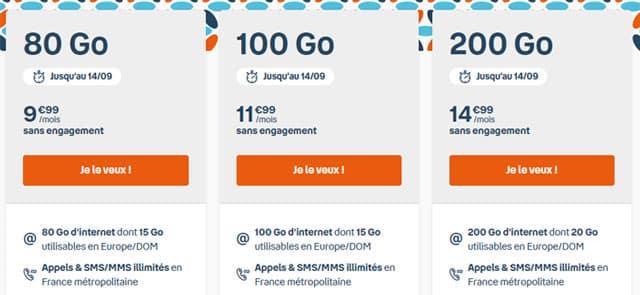 Bon Plan forfait mobile Bouygues