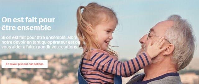 Forfait mobile offre 200 Go